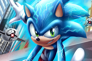 Sonic The Hedgehog 4k 2020 Wallpaper