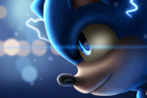 Sonic The Hedgehog Artwork 2020 Wallpaper