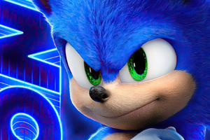Sonic The Hedgehog2020