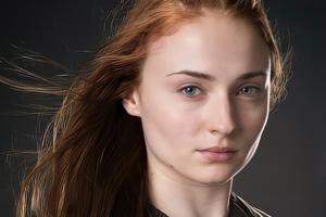 Sophie Turner As Sansa Stark Photoshoot For Got 4k