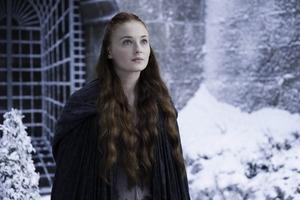 Sophie Turner Game Of Thrones Season 7