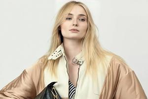 Sophie Turner Louis Vuitton 2021 Wallpaper