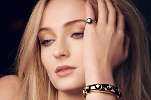 Sophie Turner Louis Vuitton Photoshoot