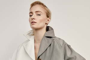 Sophie Turner Net A Porter 2019 Photoshoot