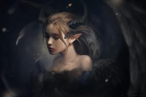 Sorrows of a Demon Wallpaper