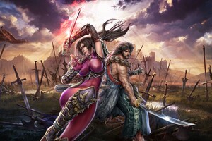 Soul Calibur Lost Swords Game Wallpaper