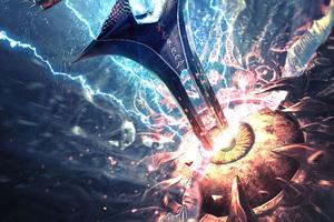 Soulcalibur 6 2018 Game Poster Wallpaper