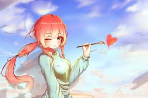 Soulworker Anime Girl 4k