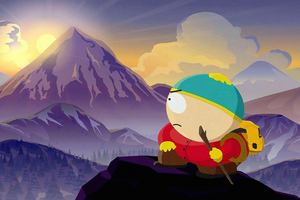 South Park Eric Cartman 4k