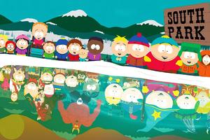 South Park School Boys Wallpaper