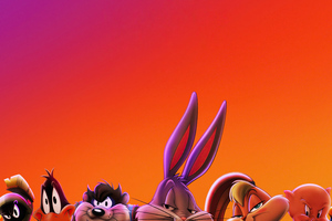 Space Jam A New Legacy Movie 5k Wallpaper