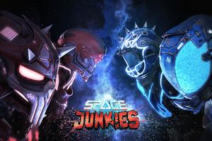 Space Junkies 4k