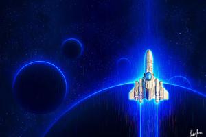 Space Shuttle 4k Wallpaper