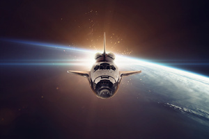 Space Shuttle Wallpaper