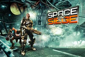 Space Siege Wallpaper