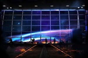 Space View Wallpaper