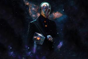 Spaceman 4k Wallpaper