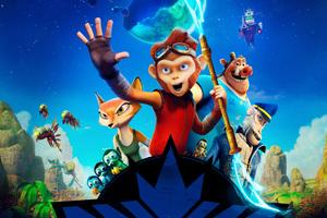 Spark 2017 Animated Movie