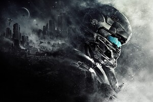 Spartan Locke Halo 5 Wallpaper