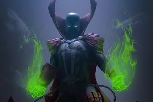 Spawn 2020 Artwork