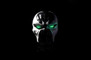 Spawn 2020 Mask Wallpaper