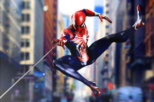 Spectacular Spiderman 4k