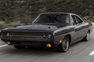 SpeedKores Dodge Charger Evolution 5k