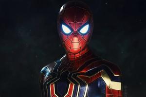 Spider Boy Art