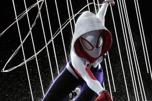 Spider Gwen 4k New