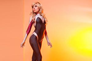 Spider Gwen Cosplay Girl 4k Wallpaper