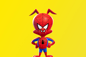 Spider Ham Wallpaper