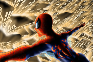 Spider Homebound