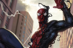 Spider In Venom