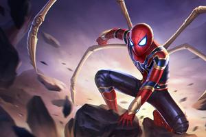 Spider Infinity War
