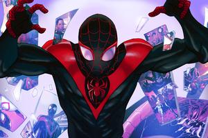 Spider Into Spider Verse 5k