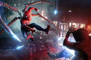 Spider Man 2 8k Wallpaper