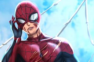 Spider Man 2020 4k Artwork