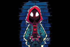 Spider Man 2020 Art Wallpaper