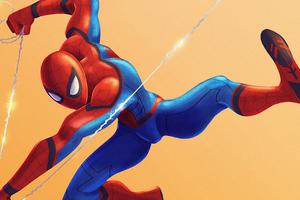 Spider Man 2020 Artwork New