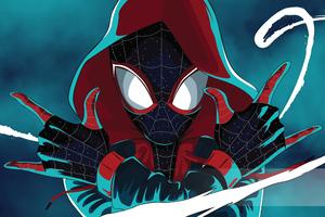 Spider Man 2020 Miles 4k