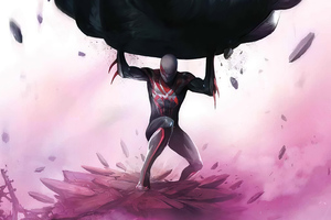 Spider Man 2099 Up