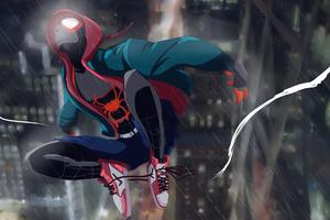 Spider Man 4k Eye Wallpaper