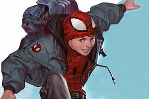 Spider Man 4k Mask Off Wallpaper