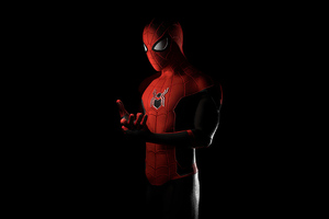 Spider Man 4k Suit