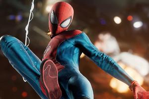 Spider Man 5k Wallpaper
