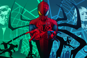 Spider Man 8k 2020