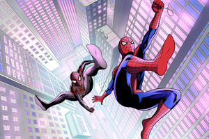 Spider Man And Miles Morales 4k