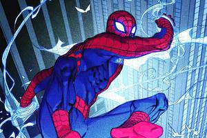 Spider Man Around The City