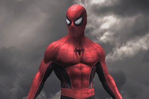 Spider Man Art 2020 4k Wallpaper