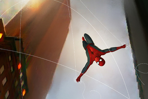 Spider Man Art New